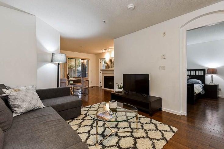111 3388 MORREY COURT - Sullivan Heights Apartment/Condo for sale, 1 Bedroom (R2509826)