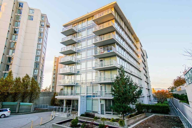 1008 8280 LANSDOWNE ROAD - Brighouse Apartment/Condo for sale, 1 Bedroom (R2516205)