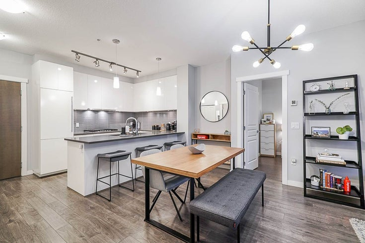 107 9399 ALEXANDRA ROAD - West Cambie Apartment/Condo for sale, 2 Bedrooms (R2523310)