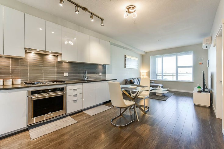 501 9388 TOMICKI AVENUE - West Cambie Apartment/Condo for sale, 2 Bedrooms (R2529653)
