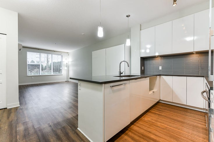 107 9311 ALEXANDRA ROAD - West Cambie Apartment/Condo for sale, 2 Bedrooms (R2533684)