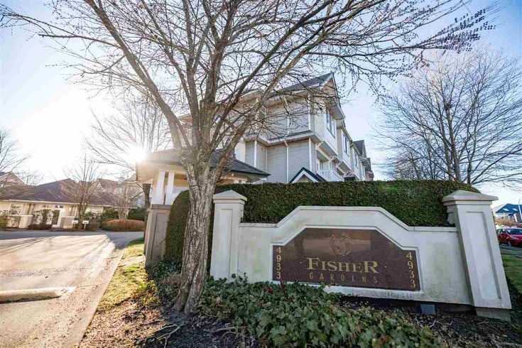 22 4933 FISHER DRIVE - West Cambie Townhouse for sale, 3 Bedrooms (R2534075)