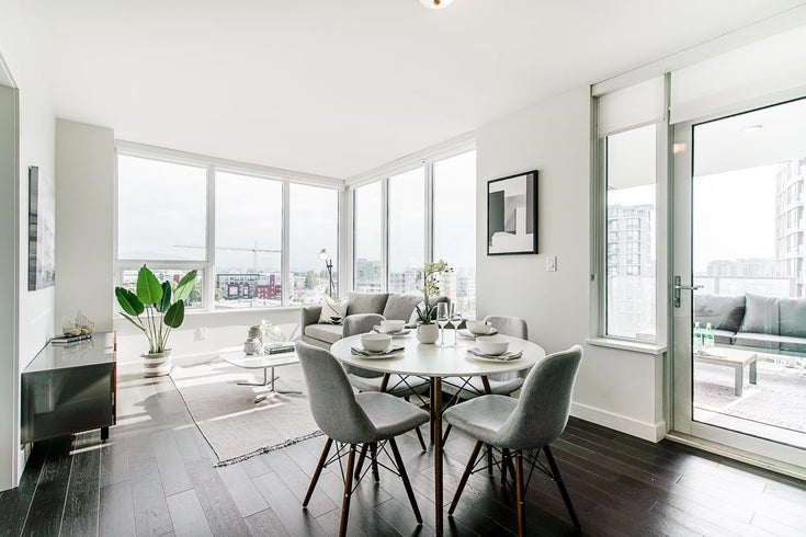 1010 7488 LANSDOWNE ROAD - Brighouse Apartment/Condo for sale, 2 Bedrooms (R2617094)