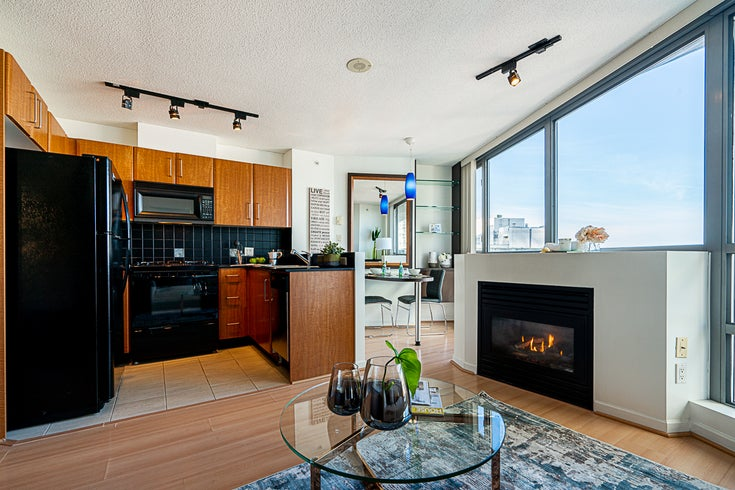 2505-501 PACIFIC STREET - Yaletown Apartment/Condo for sale, 1 Bedroom (R2436653)