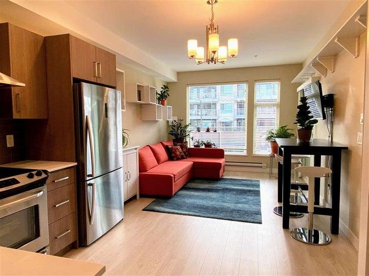 218 1838 RENFREW STREET - Renfrew VE Apartment/Condo for sale, 1 Bedroom (R2525537)