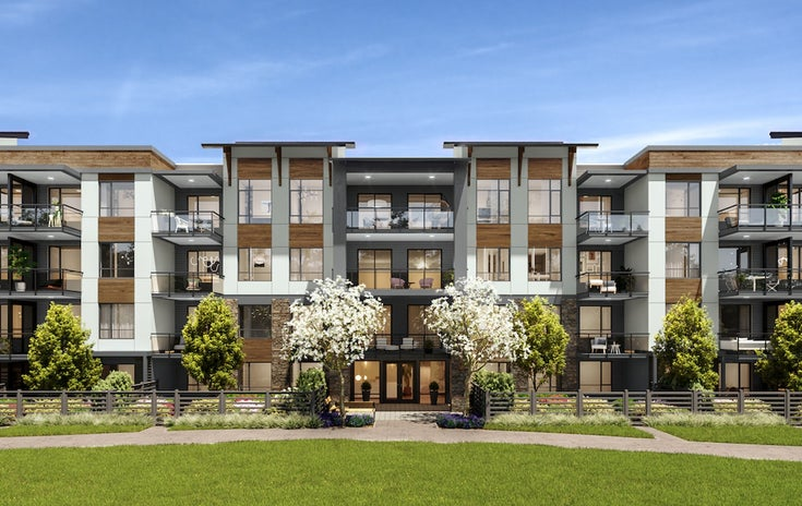 315 - 7506 199A Street  - Langley City Apartment/Condo for sale, 1 Bedroom