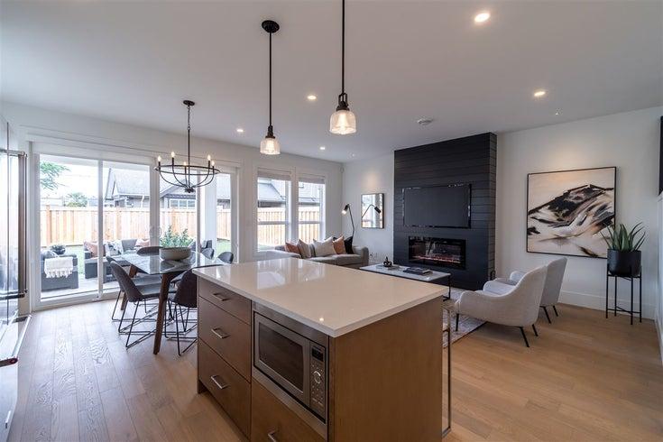 3371 PLEASANT ST - Steveston Village House/Single Family for sale, 4 Bedrooms (R2545758)