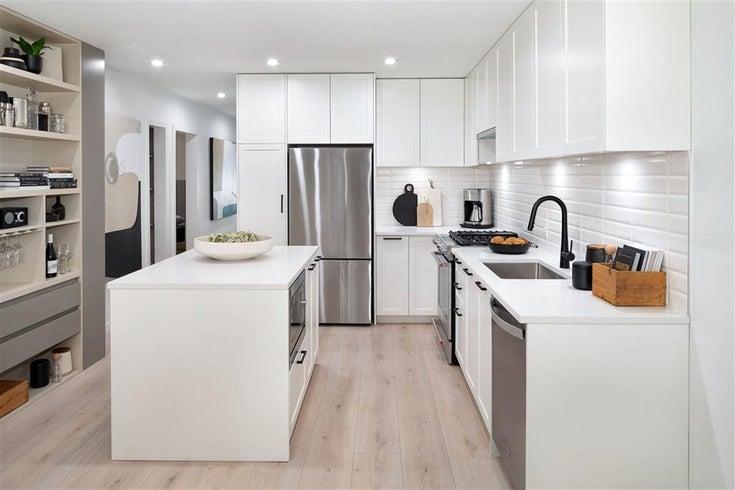 406 5455 BRYDON CRESCENT - Langley City Apartment/Condo for sale, 1 Bedroom (R2513254)