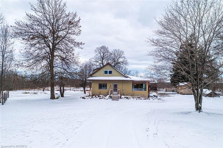 209 BERFORD LAKE Road, South Bruce Peninsula - South Bruce Peninsula Single Family for sale, 3 Bedrooms