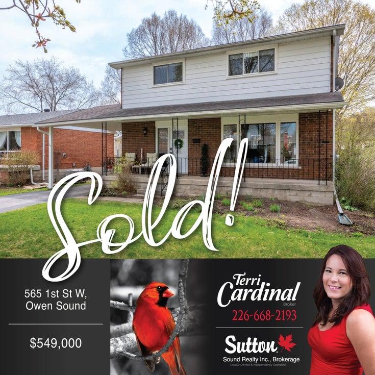 565 1ST Street W, Owen Sound, Ontario N4K 5Y2 - Owen Sound Single Family for sale, 31 Bedrooms