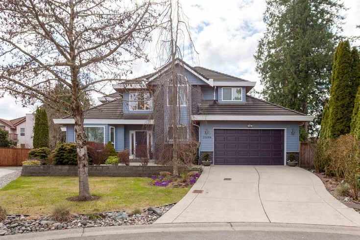 21086 45 Place - Brookswood Langley House/Single Family for sale, 4 Bedrooms (R2249419)