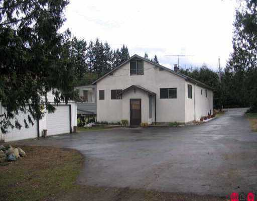 26607 64th Avenue - County Line Glen Valley House with Acreage for sale, 5 Bedrooms (F2602704)