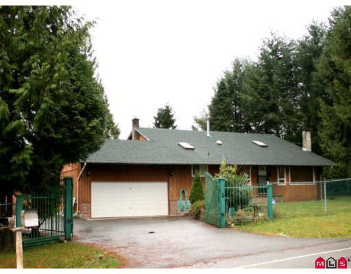 26204 60th Avenue - County Line Glen Valley House with Acreage for sale, 3 Bedrooms (F2832240)