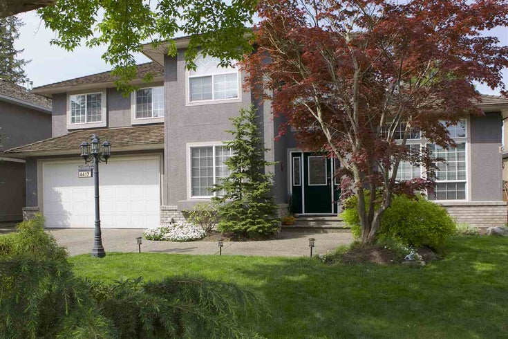 4417 211b Street - Brookswood Langley House/Single Family for sale, 5 Bedrooms (R2290193)