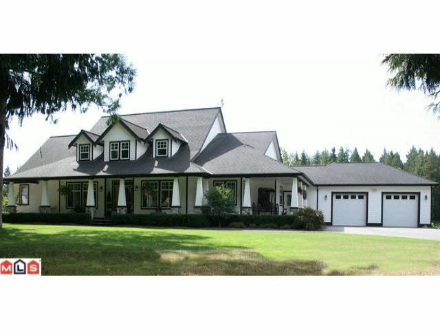 1725 196th Street - Hazelmere House with Acreage for sale, 5 Bedrooms (F1022400)