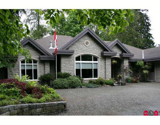 4690 204th Street - Langley City House with Acreage for sale, 5 Bedrooms (F2820638)