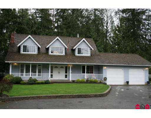 20180 41a Avenue - Brookswood Langley House/Single Family for sale, 4 Bedrooms (F2709448)
