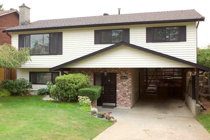 26534 28b Avenue - Aldergrove Langley House/Single Family for sale, 3 Bedrooms (R2220307)