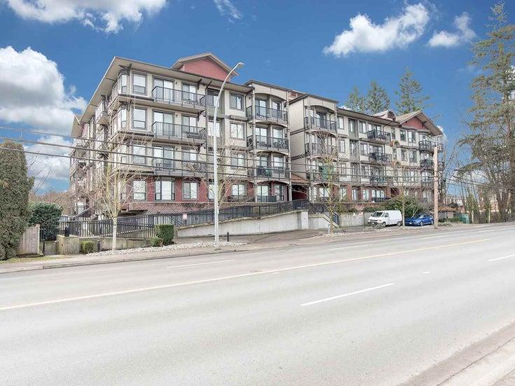 202 19830 56 AVENUE - Langley City Apartment/Condo for sale, 1 Bedroom (R2433877)