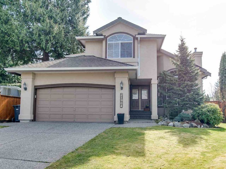 21904 46A AVENUE - Murrayville House/Single Family for sale, 4 Bedrooms (R2446759)