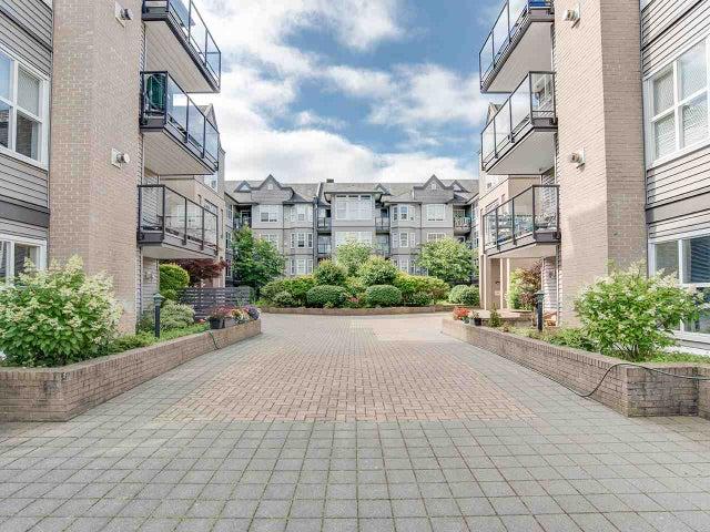 418 20200 56 AVENUE - Langley City Apartment/Condo for sale, 1 Bedroom (R2476349)