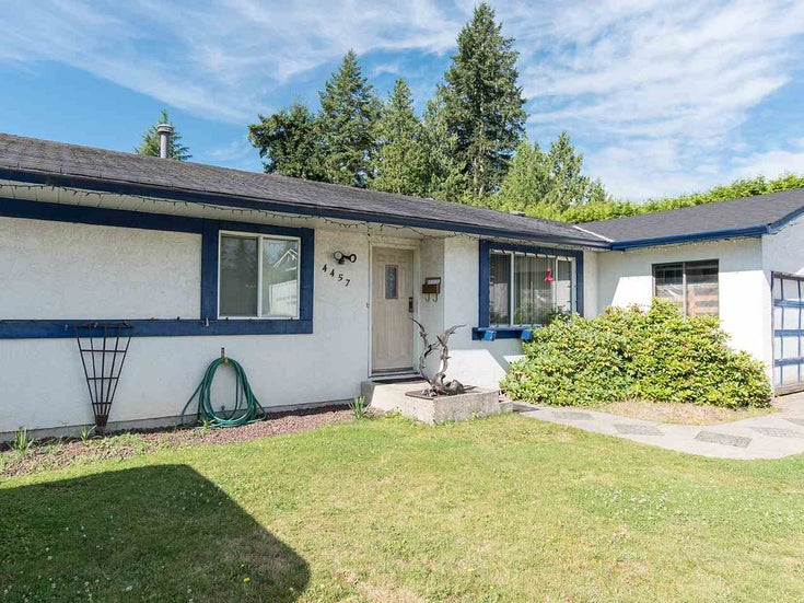 4457 203 STREET - Langley City House/Single Family for sale, 3 Bedrooms (R2481001)