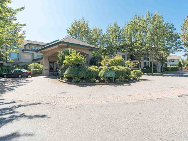 323 19528 FRASER HIGHWAY - Cloverdale BC Apartment/Condo for sale, 2 Bedrooms (R2496518)