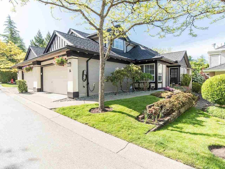 14 17917 68 AVENUE - Cloverdale BC Townhouse for sale, 3 Bedrooms (R2578896)