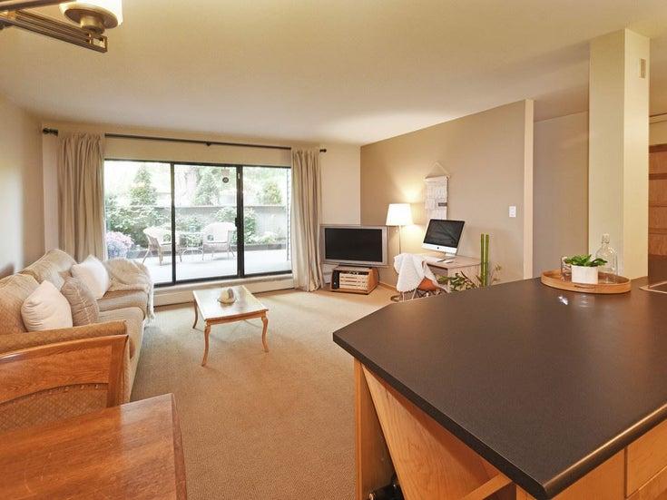 107 3020 Quebec Street, Vancouver - Mount Pleasant VE Apartment/Condo for sale, 1 Bedroom (R2389452)