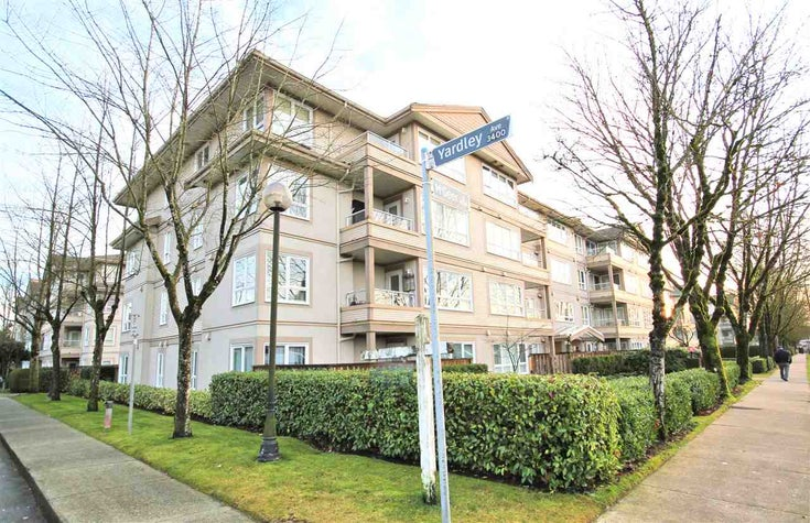307 3480 Yardley Avenue, Vancouver - Collingwood VE Apartment/Condo for sale, 2 Bedrooms (R2425483)
