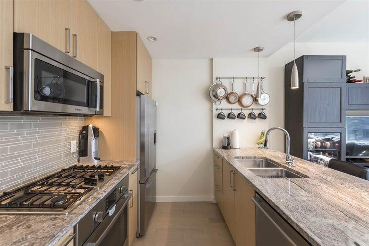 513 38 W 1 Avenue, Vancouver - False Creek Apartment/Condo for sale, 1 Bedroom (R2359395)