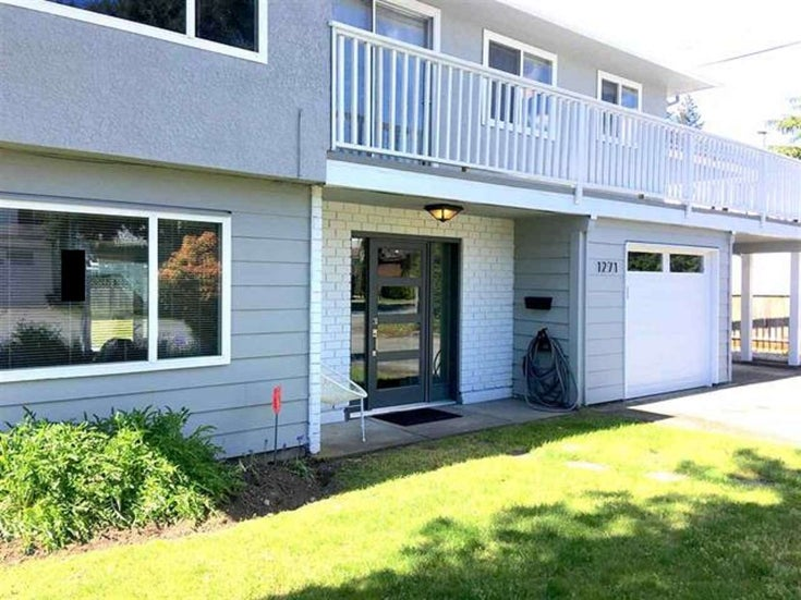 1271 Morris Crescent, Delta - Beach Grove House/Single Family for sale, 4 Bedrooms (R2359382)