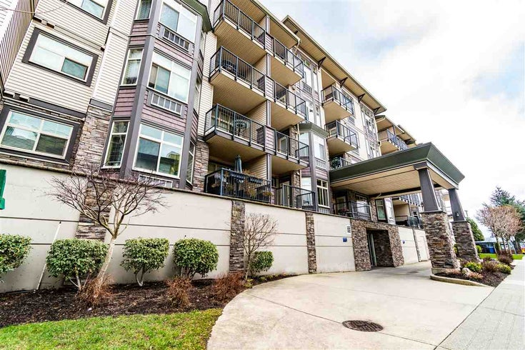 104 45893 CHESTERFIELD AVENUE - Chilliwack W Young-Well Apartment/Condo for sale, 1 Bedroom (R2543876)