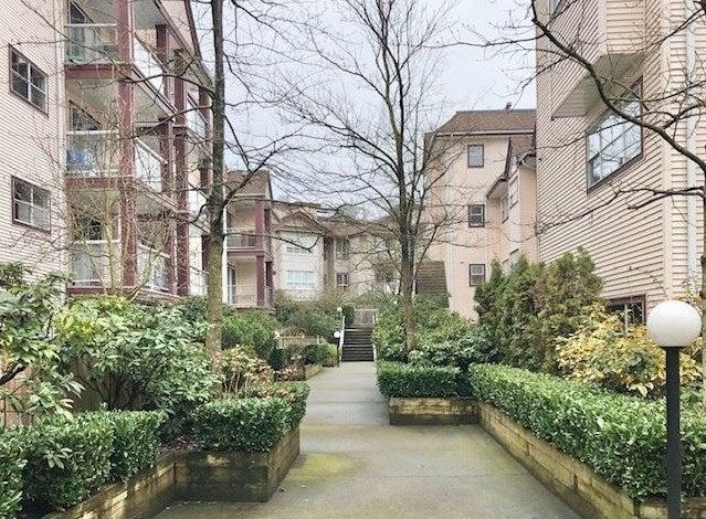 306 3680 RAE AVENUE - Collingwood VE Apartment/Condo for sale, 1 Bedroom (R2438832)
