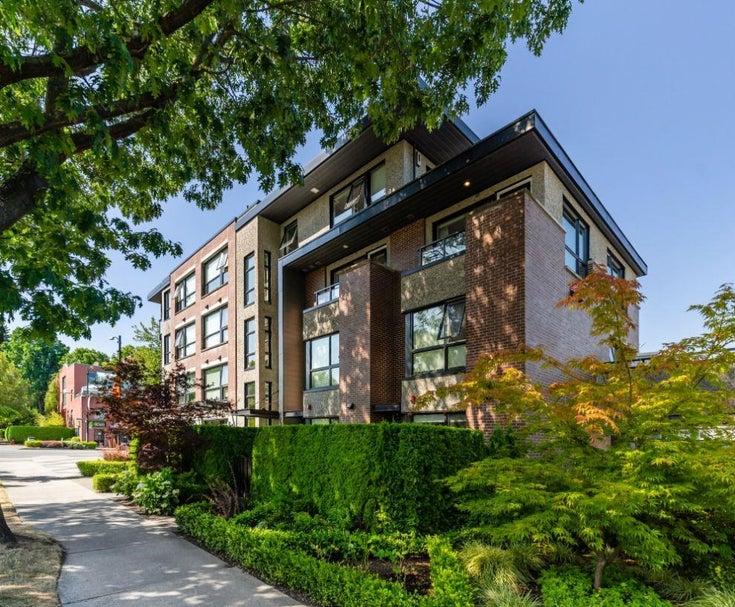 301  2461 WATERLOO STREET - Kitsilano Apartment/Condo for sale, 2 Bedrooms (R2606420)