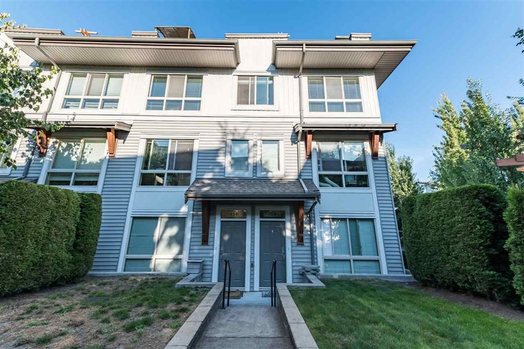159 6671 121 STREET - West Newton Townhouse for sale, 3 Bedrooms (R2492392)