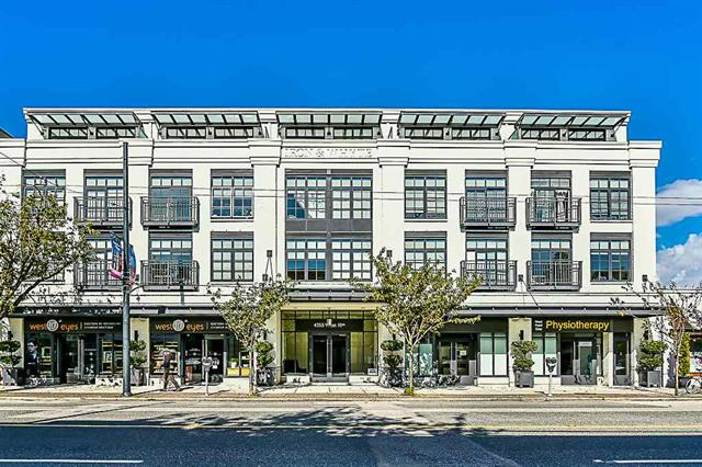 304 - 4355 W 10th Ave - Point Grey Apartment/Condo for sale, 1 Bedroom (R2582641)