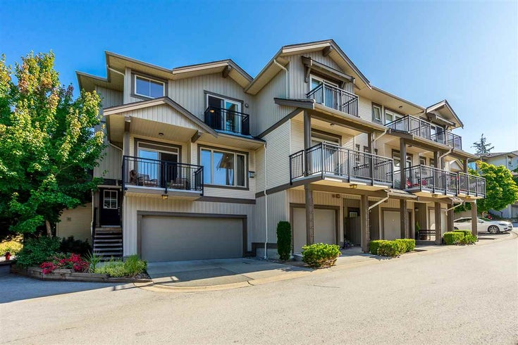 1 20326 68 AVENUE - Willoughby Heights Townhouse for sale, 4 Bedrooms (R2490173)