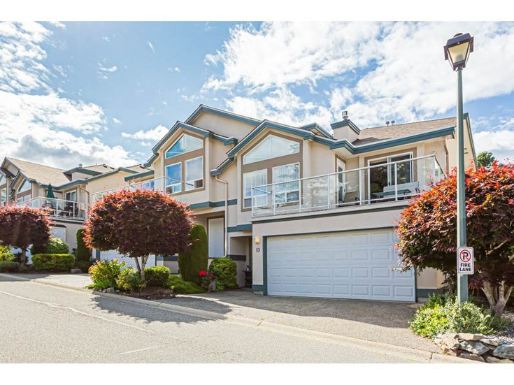 13 8590 SUNRISE DRIVE - Chilliwack Mountain Townhouse for sale, 3 Bedrooms (R2501642)
