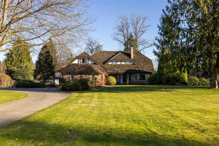 4306 248 STREET - Salmon River House with Acreage for sale, 5 Bedrooms (R2532232)