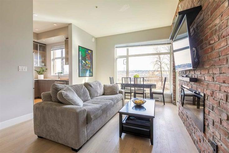 306 260 SALTER STREET - Queensborough Apartment/Condo for sale, 1 Bedroom (R2564150)
