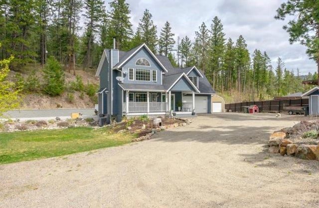 468 Rose Valley Road - WKE - West Kelowna Estates Single Family for sale, 4 Bedrooms (10230922)