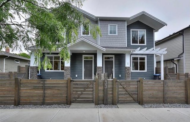 3 1033 Stockwell Avenue - Kelowna TWNHS for sale, 3 Bedrooms (10209688)