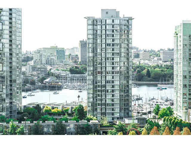 1811 928 Beatty Street - Yaletown Apartment/Condo for sale, 1 Bedroom (V1084706)