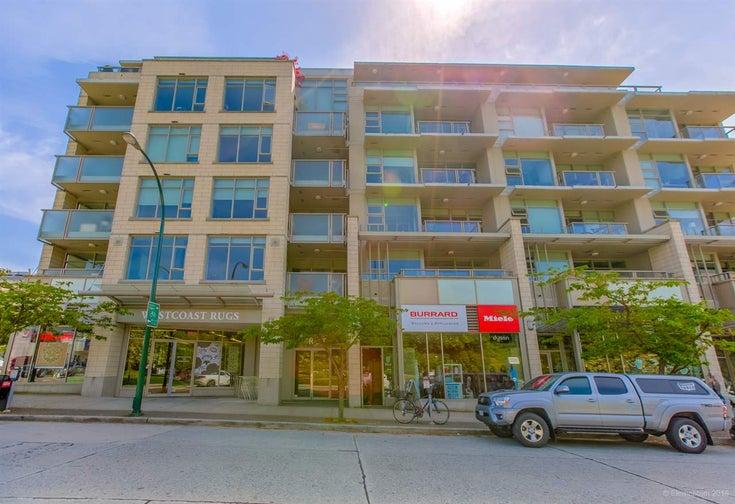 402 1808 W 1st Avenue - Kitsilano Apartment/Condo for sale, 1 Bedroom (R2265434)