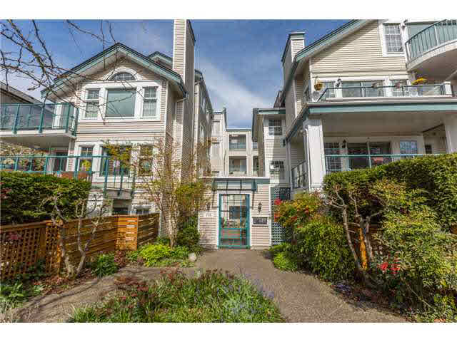 403 735 W 15th Avenue - Fairview VW Apartment/Condo for sale, 2 Bedrooms (V1114340)