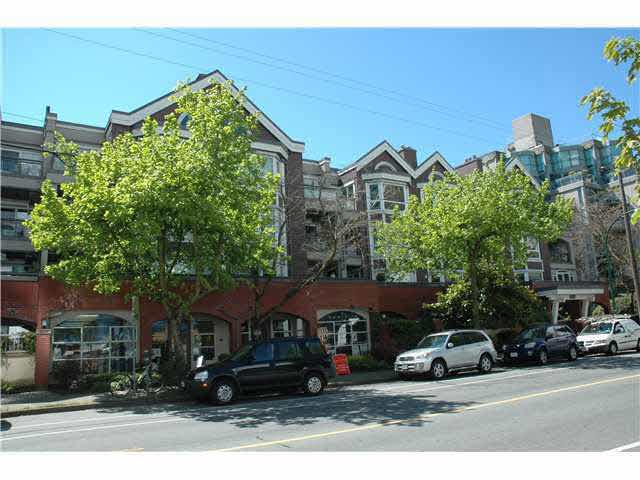 317 1728 Alberni Street - West End VW Apartment/Condo for sale, 1 Bedroom (V1062680)