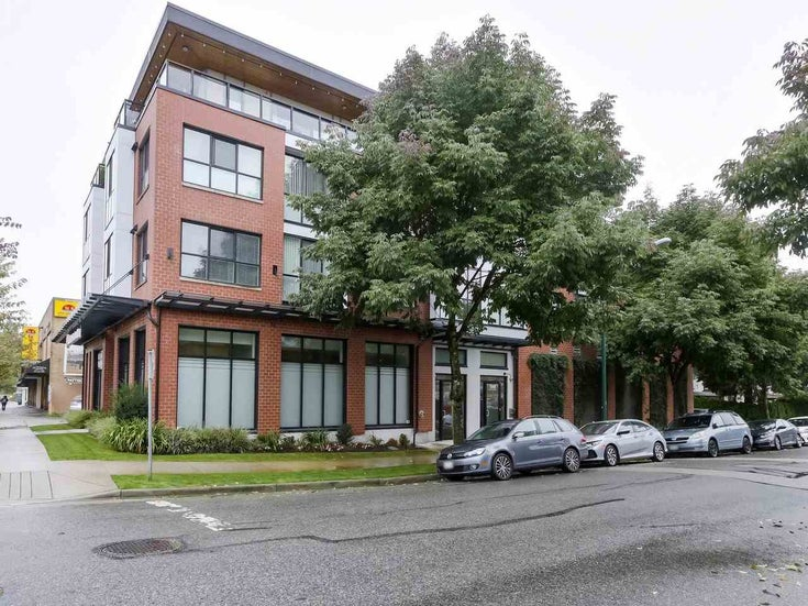 202 688 E 18th Avenue - Fraser VE Apartment/Condo for sale, 2 Bedrooms (R2408869)