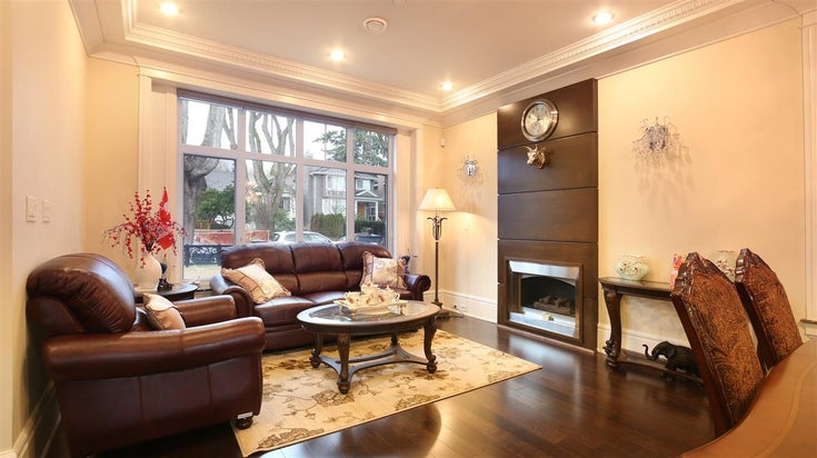 3288 W 38th Avenue - Kerrisdale House/Single Family for sale, 5 Bedrooms (R2037635)