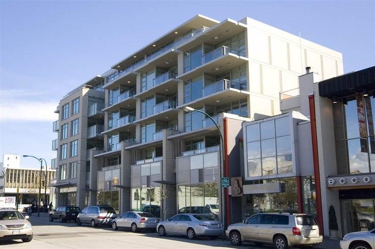 402 1808 W 1st Avenue - Kitsilano Apartment/Condo for sale, 1 Bedroom (R2027281)